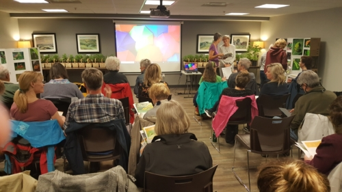 Bees and Beyond Pollinator Workshop 2019